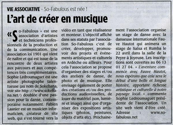 2012 03 08 HebdoArdèche